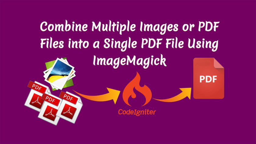 combine pdfs into single document