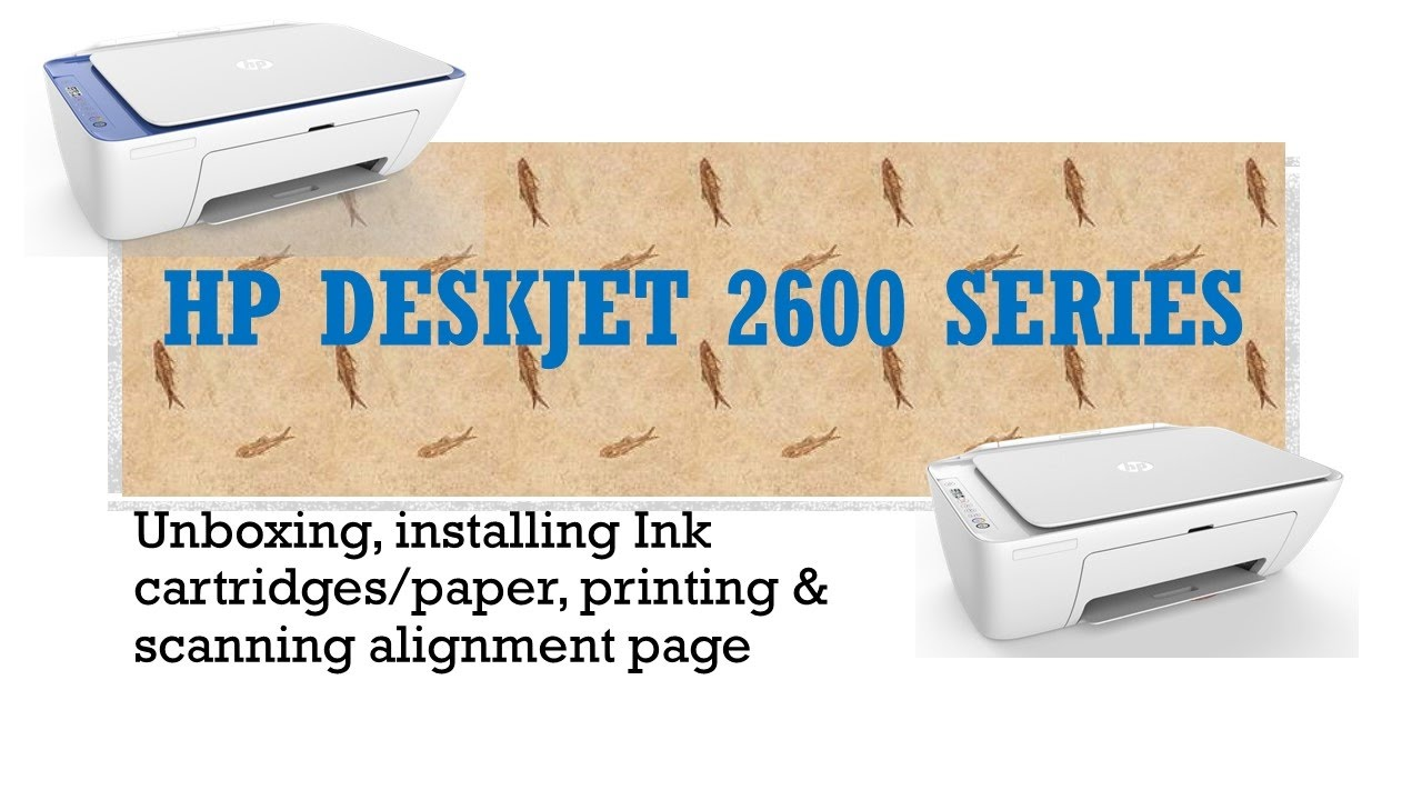 how to scan a document on hp deskjet 2655