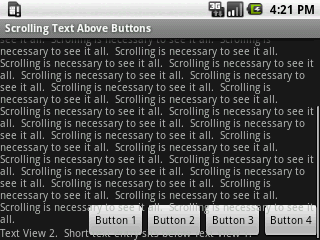 dreamweaver how to scroll past bottom of document