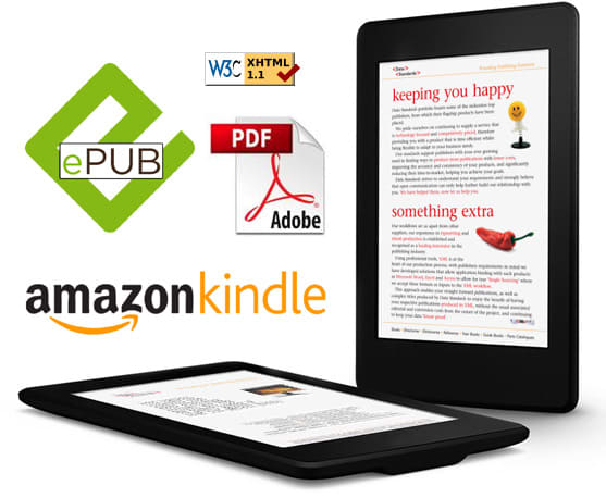 what is kindle document format