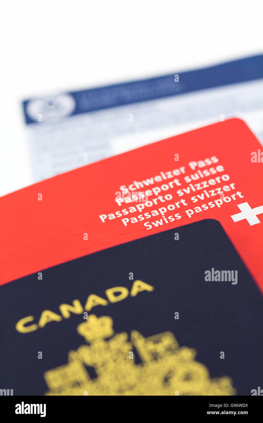 canadian immigration travel document form