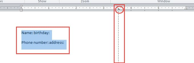 word 2016 navigate and select text in a document