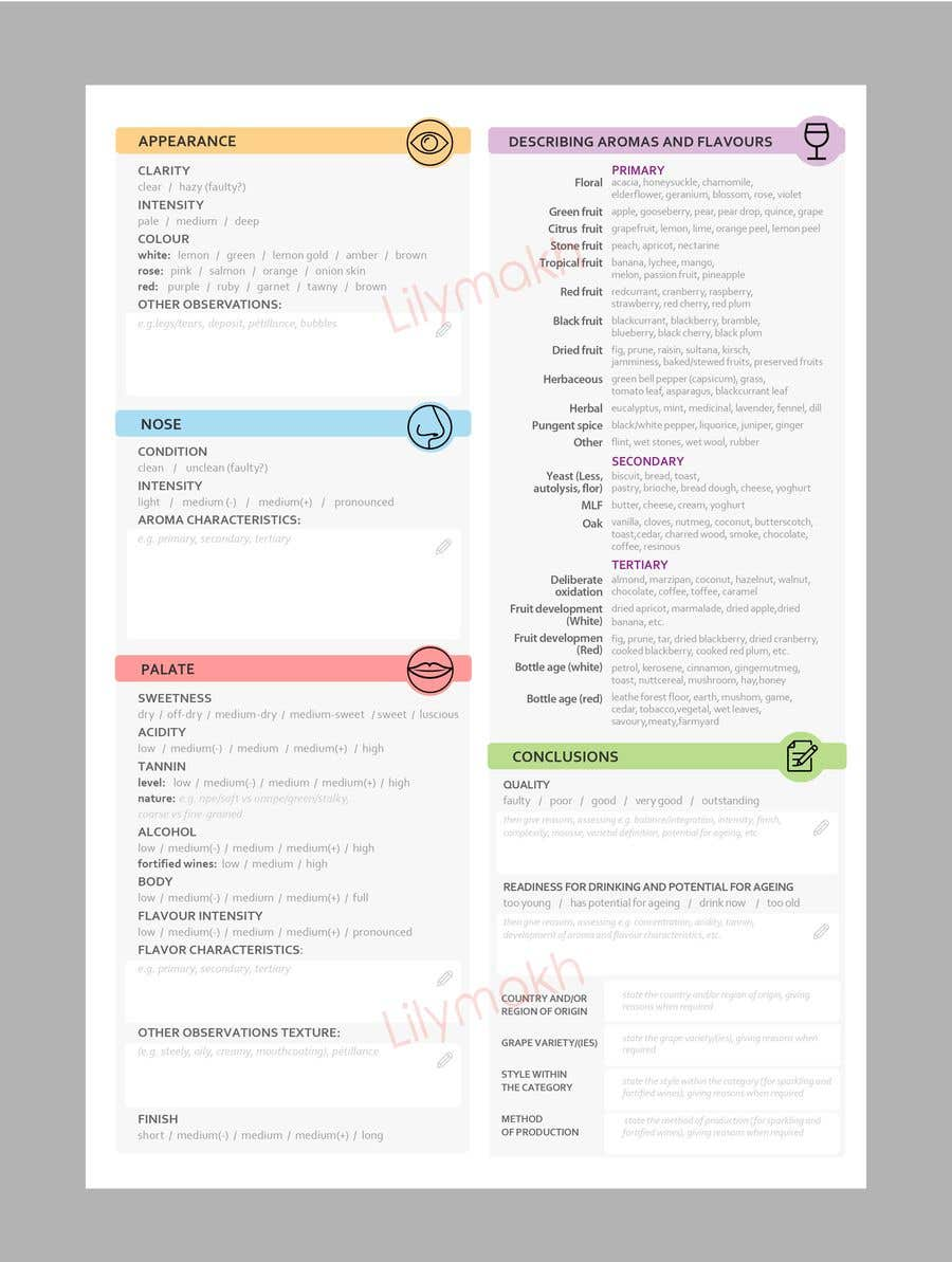 how to make a document visually appealing