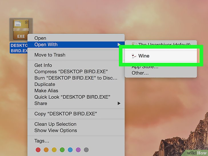 how to open a document in preview mac