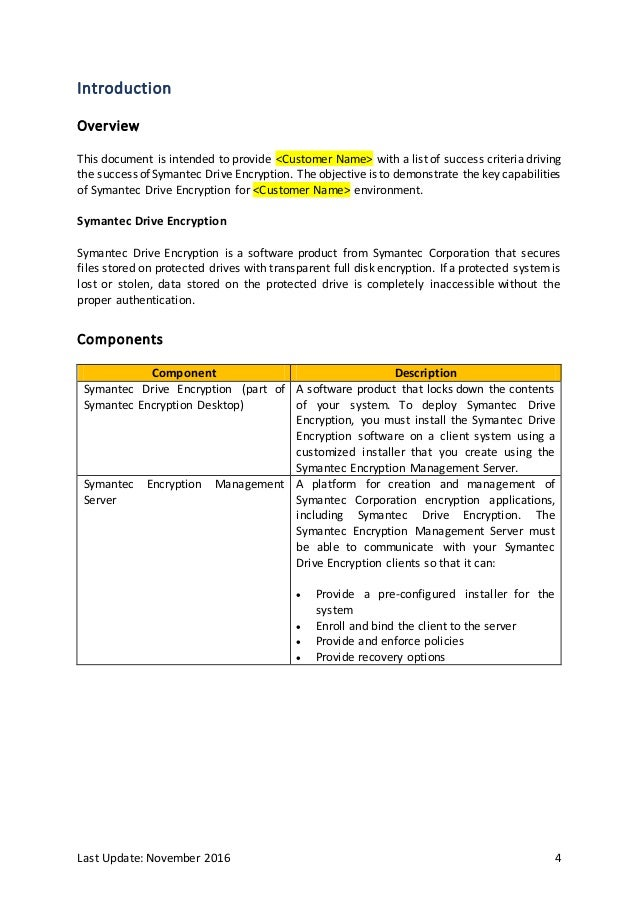 proof of concept document template software